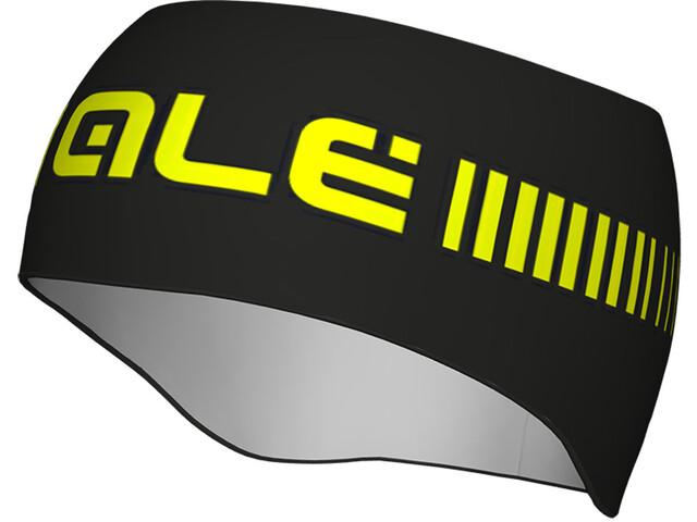 Alé Cycling Strada Huvudbonad gul/svart